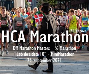 Kom med til HCA Marathon